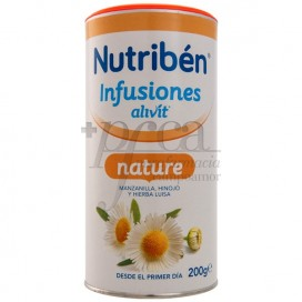 NUTRIBEN ALIVIT GASES 200 G