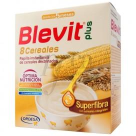 BLEVIT PLUS 8 CEREALES SUPERFIBRA 600 G