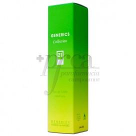 GENERICS EAU DE PARFUM 21 100 ML
