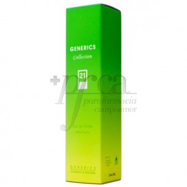 GENERICS EAU DE PARFUM N- 21 100 ML