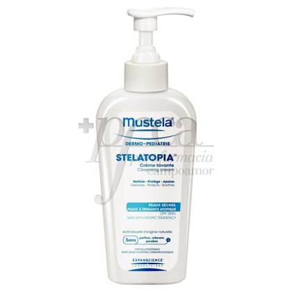 MUSTELA STELATOPIA CLEANSING LOTION 400