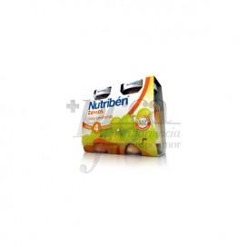 NUTRIBEN TRAUBE UND KAROTTEN-SAFT 2X130 ML