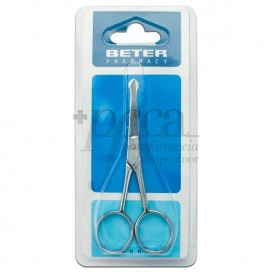 STAINLESS STEEL STRAIGHT BLUNT TIP SCISSORS