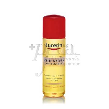 EUCERIN ACEITE NATURAL ANTIESTRIAS 125ML