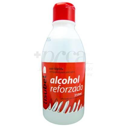 LISUBEL ALCOHOL REFORZADO 250 ML