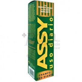 CHAMPU ASSY USO DIARIO 250 ML