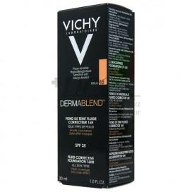 VICHY DERMABLEND BASE MAQUIAGEM 45 GOLD 30ML