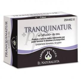EL NATURALISTA TRANQUINATUR 48 CAPS