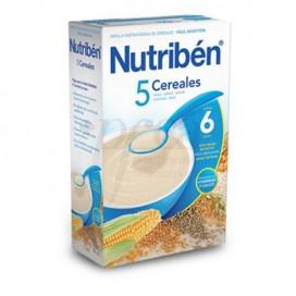 NUTRIBEN 5 CEREAIS 300 G