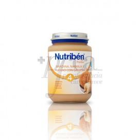 NUTRIBEN APFEL, ORANGE, BANANE UND KEKSE 200 G