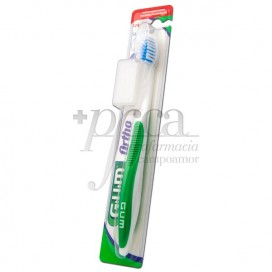 CEPILLO DENTAL ORTODONCIA GUM-124