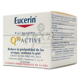 EUCERIN Q10 ACTIVE DAY CREAM FOR DRY SKIN 50 ML
