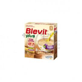 BLEVIT PLUS 8 CEREALES Y GALLETAS 600 G