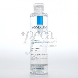 LA ROCHE POSAY MICELLAR SOLUTION 200ML