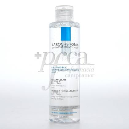 LA ROCHE POSAY AGUA MICELAR ULTRA 200ML