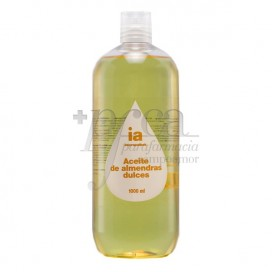 INTERAPOTHEK SWEET ALMONDS OIL 1 L
