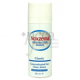 NOXZEMA CLASSIC ESPUMA DE BARBEAR 50ML