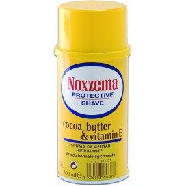NOXZEMA PROTECTIVE SHAVE COCOA BUTTER Y