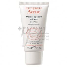 AVENE MOISTURIZING AND SOOTHING FACE MASK