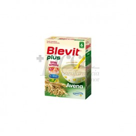 BLEVIT PLUS HAFER 300 G