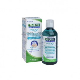 GUM PAROEX PREVENCION DIARIA COLUTORIO 500ML