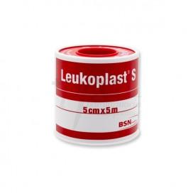 HAFTPFLASTER LEUKOPLAST FLEISCHFARBE 5MX5CM