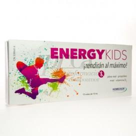 ENERGY KIDS 10 FLÄSCHCHEN 15ML PHARMASOR