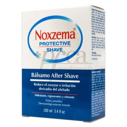 NOXZEMA BALSAMO AFTER SHAVE 100 ML