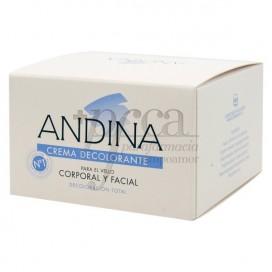 ANDINA HAIR BLEACH CREAM SMALL SIZE