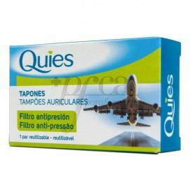 QUIES TAPONES PARA OIDOS ANTIPRESION 1 PAR
