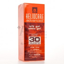 HELIOCARE GEL SEDA SPF30 40 ML