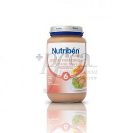 NUTRIBEN SPECIAL FIBER PLUM, BANANA AND ORANGE