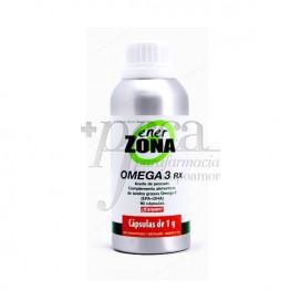 ENERZONA OMEGA 3RX 1G 90 CAPS