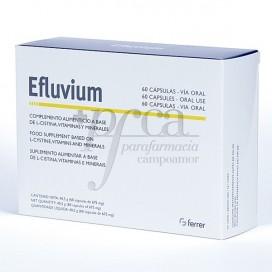 EFLUVIUM CISTINA 60 CAPSULAS