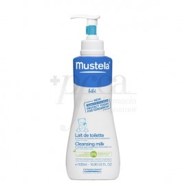 MUSTELA HYPOALLERGENIC LOTION 500 ML