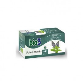 BIO3 POLEO HORTELÃ 1.5 G 25 FILTROS