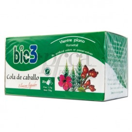 BIE3 COLA DE CABALLO 25 BOLSITAS DE 1,5G