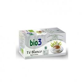 BIO3 TE BLANCO ECOLOGICO 25 BOLSITAS DE 1,8G