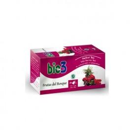 BIE3 TE DE FRUTAS DEL BOSQUE 25 BOLSITAS DE 1,5G