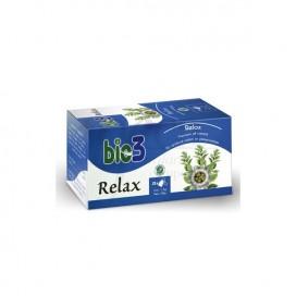 BIE3 RELAX 25 SAQUETAS DE 1.5G