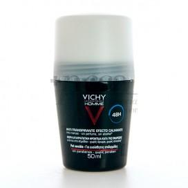 VICHY HOMME DEODORANT 48H EMPFINDLICHE HAUT 50 ML