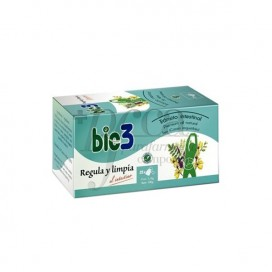 BIE3 REGULA E LIMPA 25 SAQUETAS DE 1.5G
