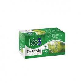 BIO3 ORGANIC GREEN TEA 1.8 G 25 TEA BAGS