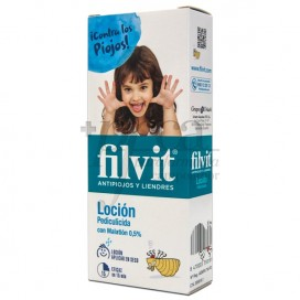 FILVIT ANTI-PARASITES LOTION 100 ML