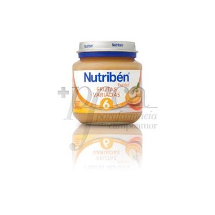 NUTRIBEN FRUTAS VARIADAS 130 G