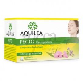 AQUILEA PECTO 20 TEA BAGS