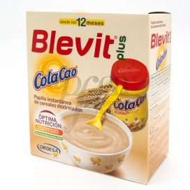 BLEVIT PLUS MIT COLA CAO SCHOKOLADE 600 G
