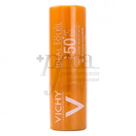 IDEAL SOLEIL SPF 50 STICK ZONAS SENSIBLES 9G