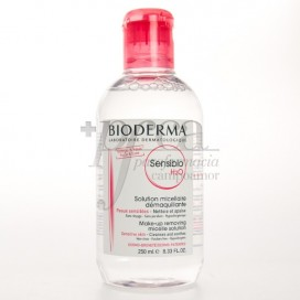 BIODERMA SENSIBIO H2O SOLUCION MICELAR 250ML