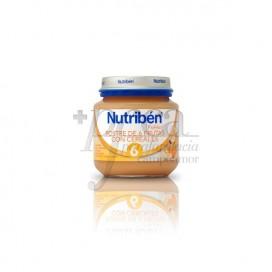 NUTRIBEN NACHTISCH 6 FRÜCHTE MIT GETREIDE 130 G